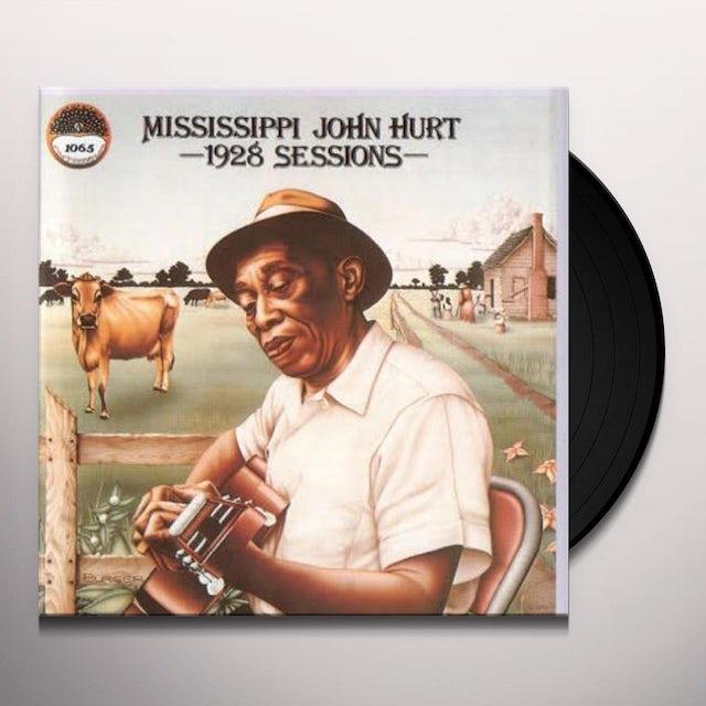 Mississippi John Hurt 1928 SESSIONS Vinyl Record