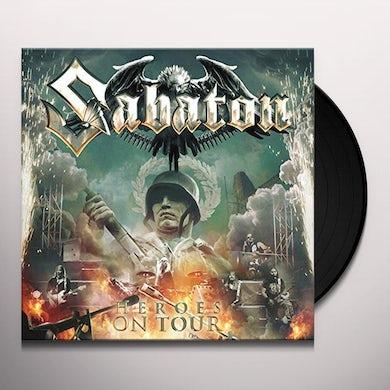 Sabaton HEROES ON TOUR Vinyl Record