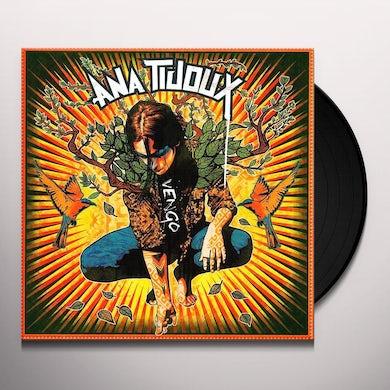 Ana Tijoux VENGO Vinyl Record