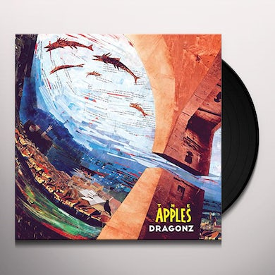 Apples DRAGONZ Vinyl Record