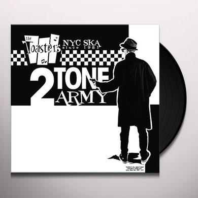 The Toasters 2 TONE ARMY Vinyl Record