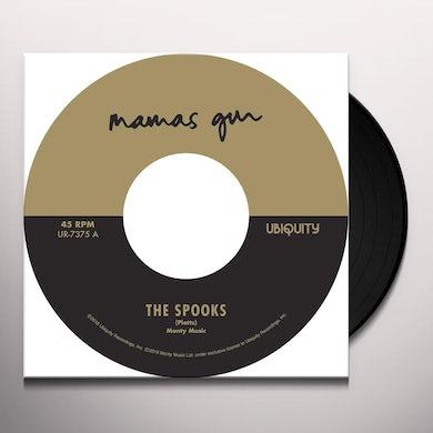 Mama's Gun THE SPOOKS / GOLDEN DAYS Vinyl Record