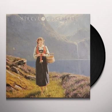 Myrkur FOLKESANGE Vinyl Record