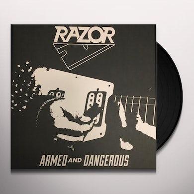 Armed And Dangerous (Reissue) Vinyl Record