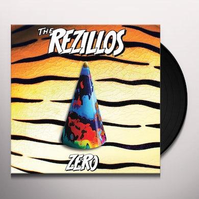The Rezillos ZERO Vinyl Record - Limited Edition