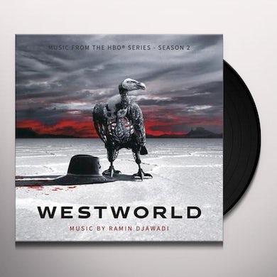 RAMIN DJAWADI WESTWORLD: SEASON 2 Vinyl Record