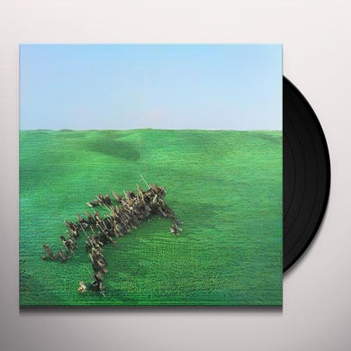 Squid BRIGHT GREEN FIELD Vinyl Record