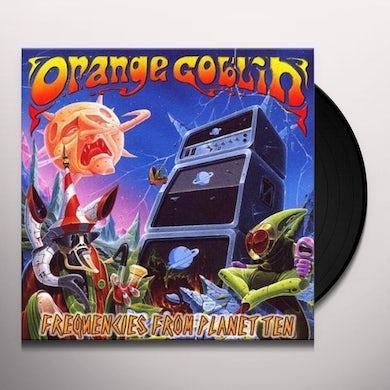 Orange Goblin FREQUENCIES FROM PLANET TEN Vinyl Record