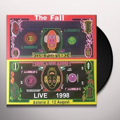 Fall ASTORIA 1998 Vinyl Record