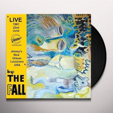 Fall NEW ORLEANS 1981 Vinyl Record
