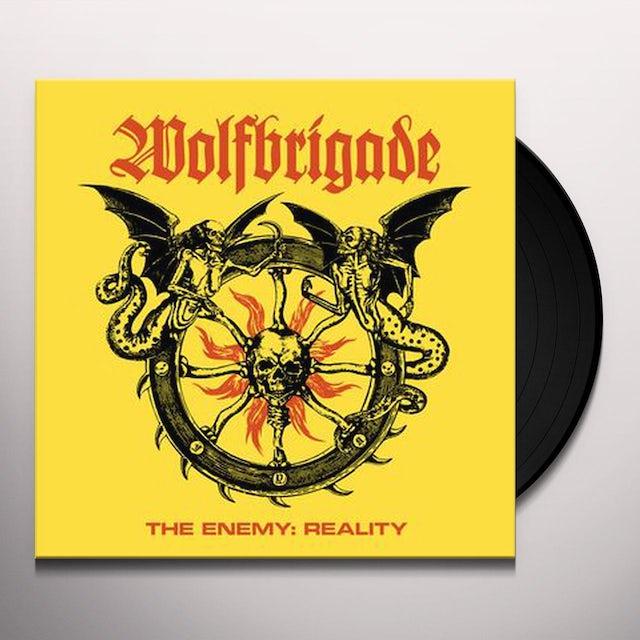 Wolfbrigade ENEMY: REALITY Vinyl Record