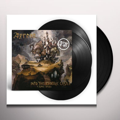 Ayreon INTO THE ELECTRIC CASTLE Vinyl Record