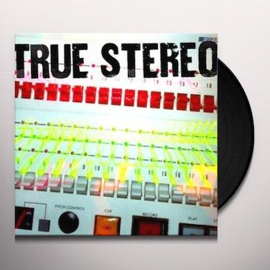 True Stereo Vinyl Record