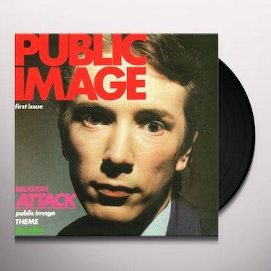 Public Image Ltd FIRST ISSUE Vinyl Record