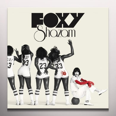 Foxy Shazam Vinyl Record