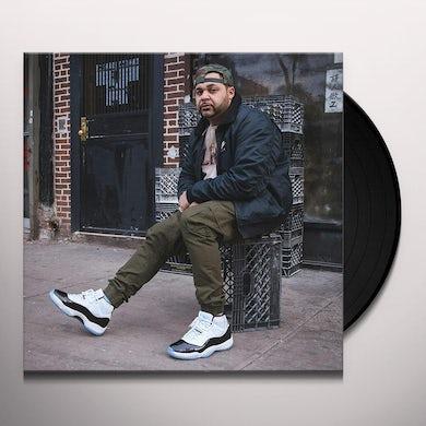 Joell Ortiz MONDAY Vinyl Record