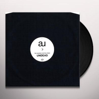 Artist Unknown UNDEAD / CONTROL REMIXES Vinyl Record