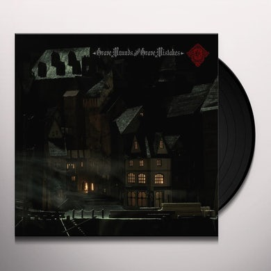 Forest Of Stars GRAVE MOUNDS & GRAVE MISTAKES Vinyl Record