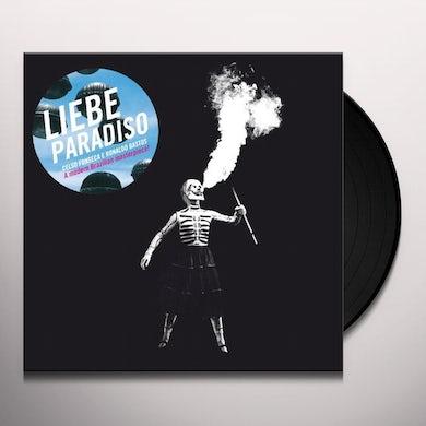 Celso Fonseca & Ronaldo Bastos LIEBE PARADISO (180G VINYL) Vinyl Record