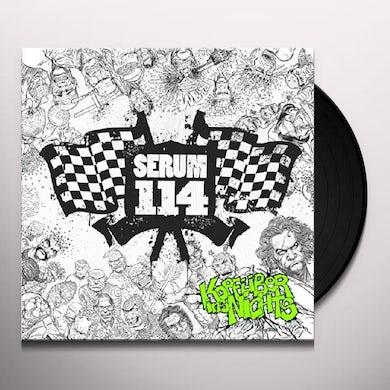 Serum 114 KOPFUEBER INS NICHTS Vinyl Record