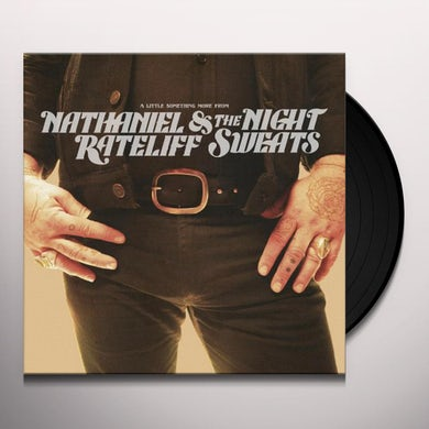 Nathaniel Rateliff & The Night Sweats  A Little Something More From (LP) Vinyl Record
