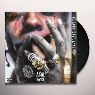 At.Long.Last.A$AP Vinyl Record