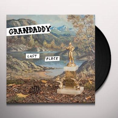 Grandaddy LAST PLACE Vinyl Record - Brown Vinyl, Colored Vinyl, Gatefold Sleeve, Digital Download Included