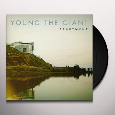 Young The Giant APARTMENT Vinyl Record
