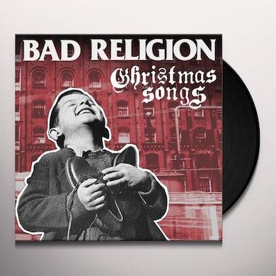 Bad Religion CHRISTMAS SONGS Vinyl Record