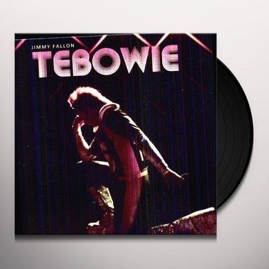 Jimmy Fallon TEBOWIE / READING RAINBOW Vinyl Record