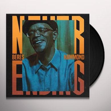 Beres Hammond NEVER ENDING Vinyl Record