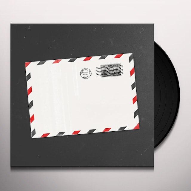 Ryan Hemsworth SNOW IN NEWARK Vinyl Record