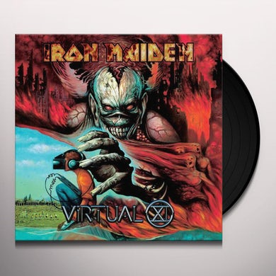 Iron Maiden VIRTUAL XI Vinyl Record