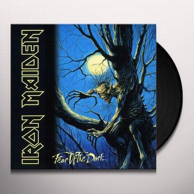 Iron Maiden FEAR OF THE DARK Vinyl Record