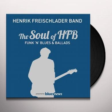 Henrik Freischlader SOUL OF HFB Vinyl Record