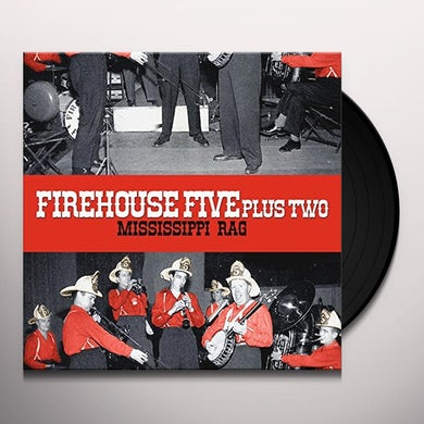 Firehouse Five Plus Two MISSISSIPPI RAG Vinyl Record