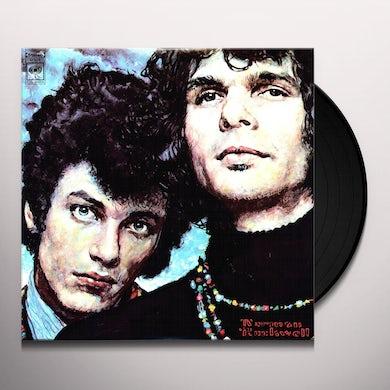 LIVE ADVENTURES OF MIKE BLOOMFIELD & AL KOOPER Vinyl Record
