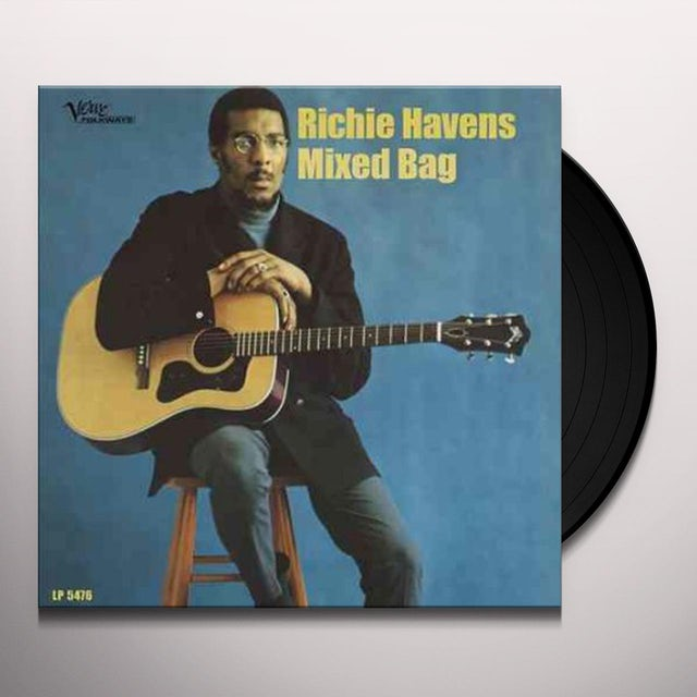 Richie Havens MIXED BAG Vinyl Record