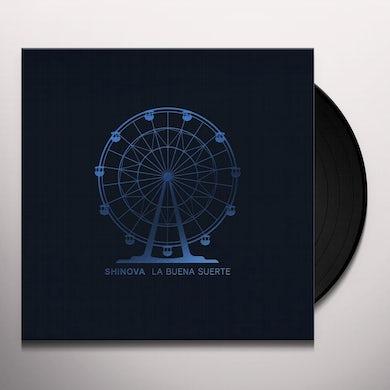 Shinova LA BUENA SUERTE Vinyl Record
