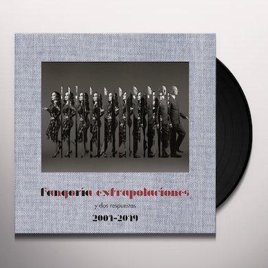Fangoria EXTRAPOLACIONES Y DOS RESPUESTAS 2001-2020 Vinyl Record