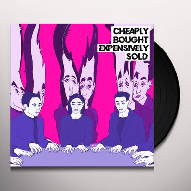 Declan Welsh & The Decadent West CHEAPLY BOUGHT EXPENSIVELY SOLD Vinyl Record