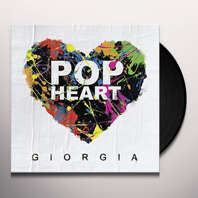 Giorgia POP HEART Vinyl Record