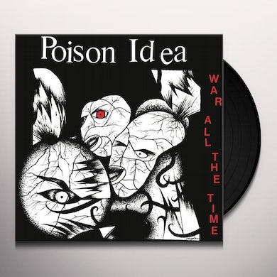 Poison Idea WAR ALL TIME Vinyl Record