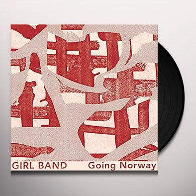 GIRL BAND GOING NORWAY Vinyl Record