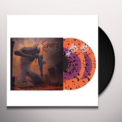 Disentomb DECAYING LIGHT Vinyl Record