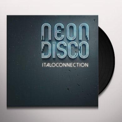 Italoconnection NEON DISCO Vinyl Record