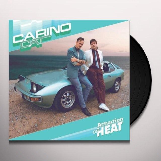 Carino Cat ATTRACTION OF HEAT Vinyl Record