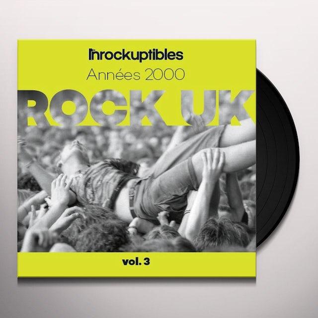 Les Inrocks Anthologie Du Rock Anglais Vol 3 / Var