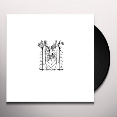 Worriedaboutsatan HEART MONITOR Vinyl Record