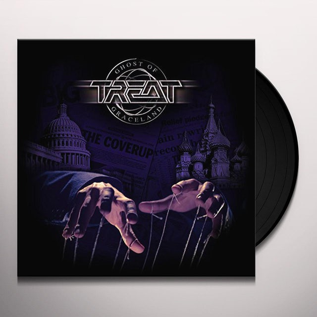 Treat GHOST OF GRACELAND Vinyl Record